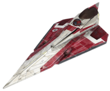Jedi Starfighter TCW
