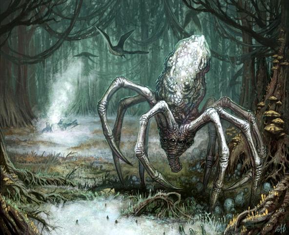 File:Knobby White Spider BTS.png
