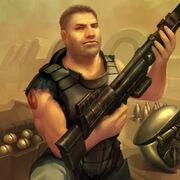 Heavy weapon specialist
