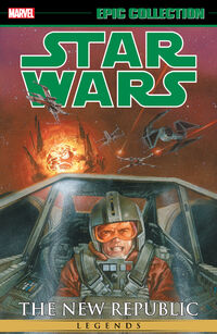 The New Republic Volume 2 cover