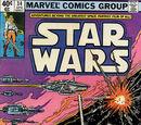 Star Wars 34: Thunder in the Stars