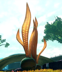 Luminatri plant