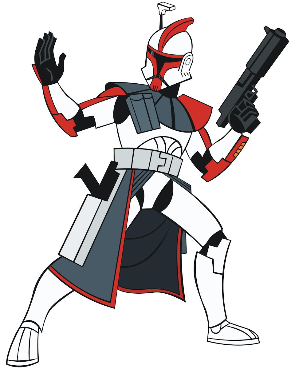 color arc trooper line