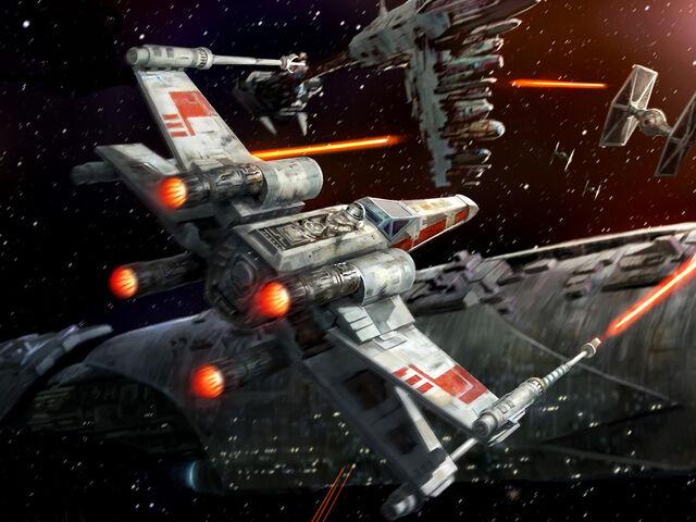 File:X-wing SWGTCG.jpg