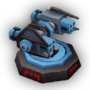 Rocket Turret Lvl 7 - Imperial