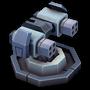 Rocket Turret Lvl 1 - Imperial