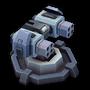 Rocket Turret Lvl 2 - Imperial