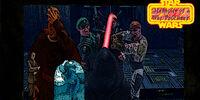 Star Wars: Memoirs of a War Profiteer Episode One: Quadracross
