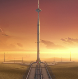 Lothal Communications Tower