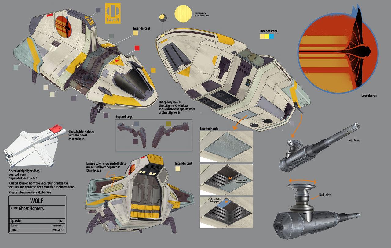 """Résultat de recherche d'images pour """"star wars rebels phantom 2"""""""