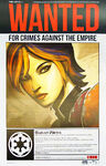 Sabine Wanted Poster