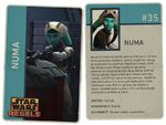 Numa Card