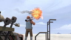 Gregor Rocket Launcher
