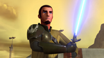 Kanan Lightsaber Trailer