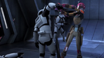 Sabine vs Stormtrooper