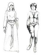 Leia's 1976 concept
