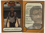 Lando card