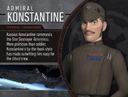 Admiral Konstantine Profile