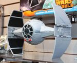 TIE Advanced toy