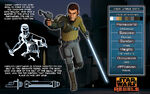 Rebels Character Keys - Kanan Jarrus