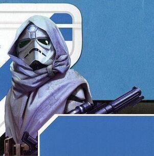 Commander Faie