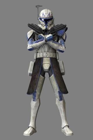 File:Captain Rex in Phase 2 Armor.jpg