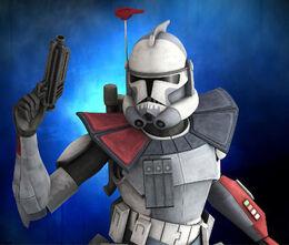 Clone Commander Colt