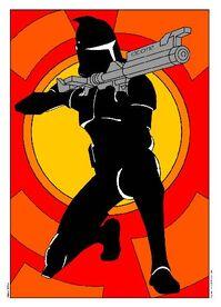 Clone Shadow Trooper color