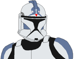 Live-action style Phase 1 Sgt. Fives