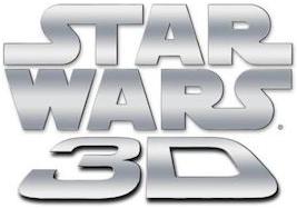 Little Star Wars 3D Logo