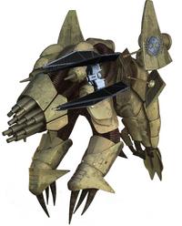Ordnanceii-Class War Droid