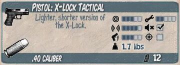 X-Lock Tactical