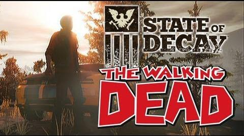 State of Decay The Walking Dead Easter Eggs