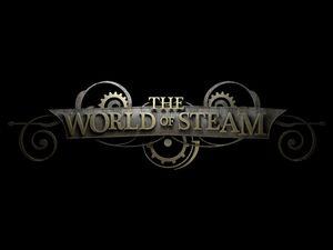 The World of Steam Logo 01
