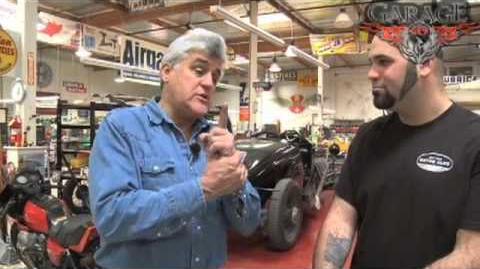 Jay Leno The Original Steam Punk - Garage419