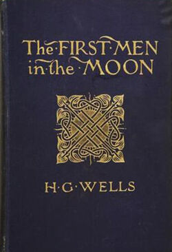 First Men on the Moon - HG Wells