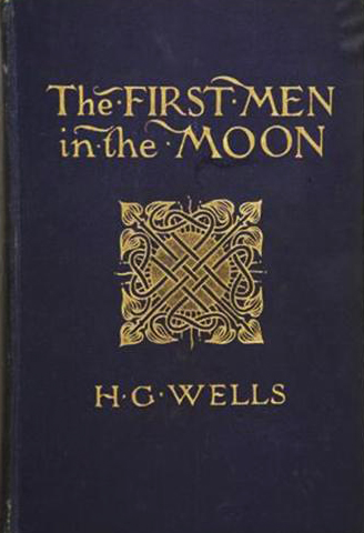 File:First Men on the Moon - HG Wells.jpg