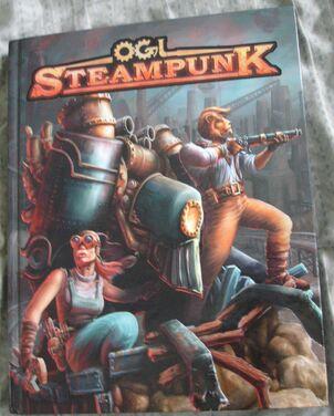 OGL Steampunk RPG