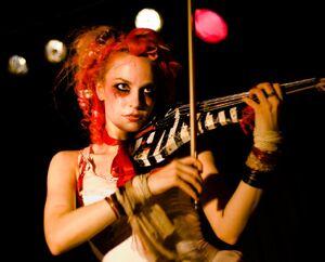 Emilie Autumn at Nachtleben 2007 bis