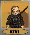 Kivi, Toilet and Shotgun Foil 5