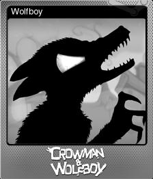 Crowman & Wolfboy Foil 2
