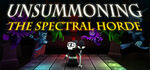 UnSummoning the Spectral Horde Logo
