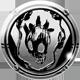 Skullgirls Badge Foil