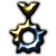 Agent Awesome Badge Foil