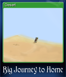 Big Journey to Home Card 4