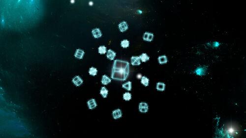 Hyperspace Pinball Artwork 2