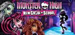 Monster High New Ghoul in School Logo