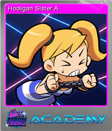 Mighty Switch Force! Academy Foil 3