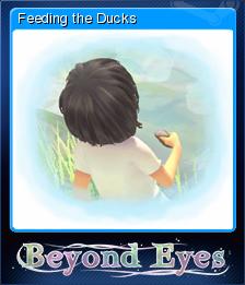 Beyond Eyes Card 5
