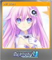 Hyperdimension Neptunia U Action Unleashed Foil 4